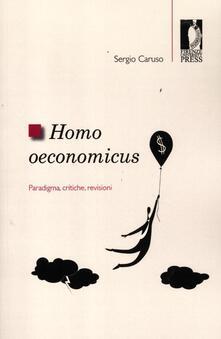 Promoartpalermo.it Homo oeconomicus. Paradigma, critiche, revisioni Image