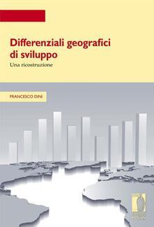 Winniearcher.com Differenziali geografici di sviluppo. Una ricostruzione Image
