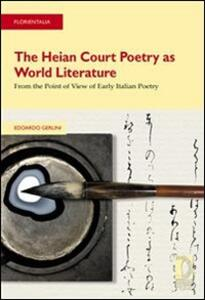 Theheian court poetry as world literature