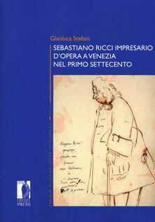 Rallydeicolliscaligeri.it Sebastiano Ricci impresario d'opera a Venezia nel primo Settecento Image