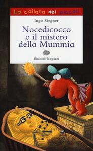 Nocedicocco e il mistero della mummia