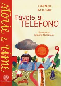 Favole al telefono - Gianni Rodari - copertina
