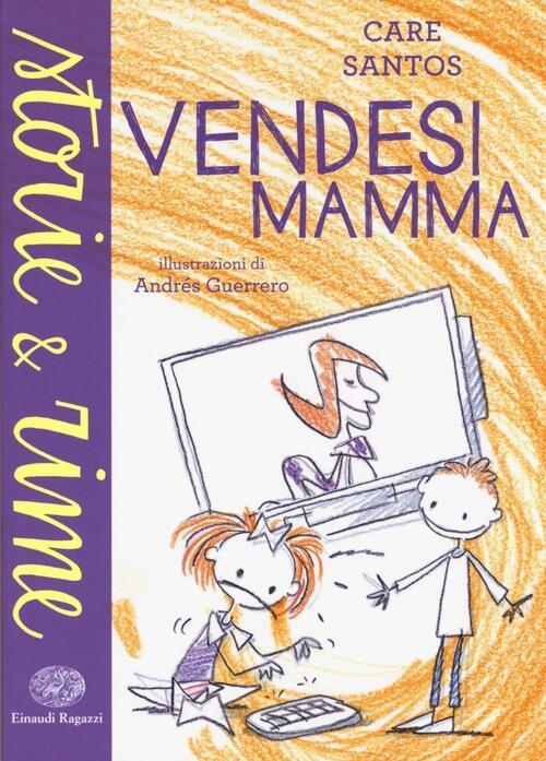 Vendesi mamma ediz illustrata care santos libro for Studi mataro