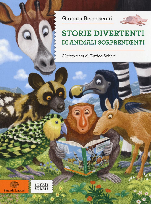 Storie divertenti di animali sorprendenti
