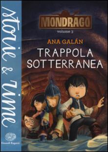 Winniearcher.com Trappola sotterranea. Mondragó. Vol. 3 Image