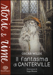 Il fantasma di Canterville - Oscar Wilde - copertina