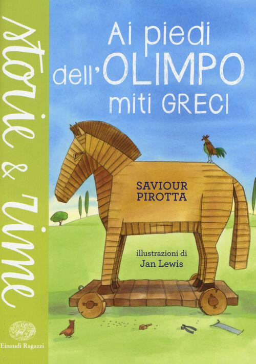 Ai piedi dell'Olimpo. Miti greci