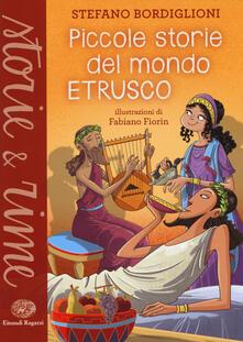Radiospeed.it Piccole storie del mondo etrusco Image