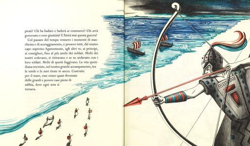 Libro Ulisse racconta Mino Milani 1