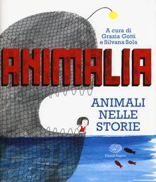 Cefalufilmfestival.it Animalia. Animali nelle storie. Ediz. illustrata Image