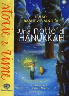 Vitalitart.it Una notte di Hanukkah Image