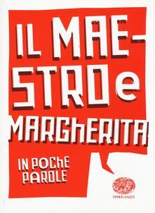 Ipabsantonioabatetrino.it Il maestro e Margherita da Michail Bulgakov Image