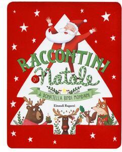 Raccontini di Natale - Donatella Bindi Mondaini - copertina