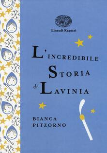 Listadelpopolo.it L' incredibile storia di Lavinia Image