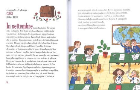 Storie di grandi libri. Ediz. a colori - Teresa Buongiorno - 2