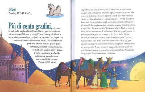 Storie dalla storia. Ediz. a colori - Teresa Buongiorno - 2