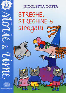 Osteriacasadimare.it Streghe, streghine e stregatti Image
