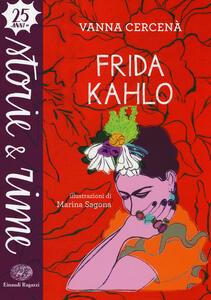 Frida Kahlo - Vanna Cercenà - copertina
