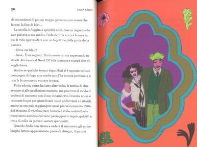 Frida Kahlo - Vanna Cercenà - 2