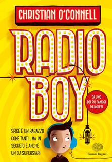 Ristorantezintonio.it Radio boy Image