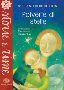 Polvere di stelle - Stefano Bordiglioni - copertina