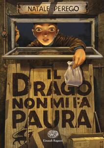 Il drago non mi fa paura - Natale Perego - copertina
