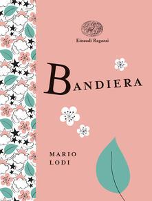 Bandiera - Mario Lodi - copertina