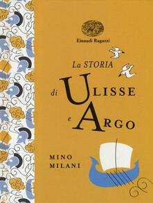 Promoartpalermo.it La storia di Ulisse e Argo Image
