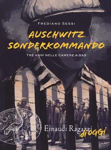 Ipabsantonioabatetrino.it Auschwitz Sonderkommando. Tre anni nelle camere a gas Image