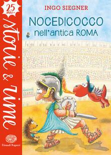 Nocedicocco nell'antica Roma - Ingo Siegner - copertina
