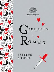 Giulietta e Romeo - Roberto Piumini - copertina