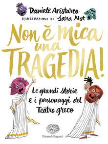 Festivalpatudocanario.es Non è mica una tragedia! Le grandi storie e i personaggi del teatro greco Image