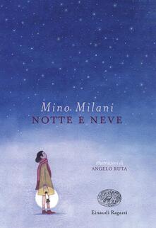 Librisulladiversita.it Notte e neve Image