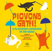 Squillogame.it Piovono gatti! Le più divertenti espressioni da veri inglesi Image