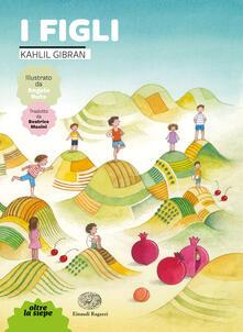 I figli - Kahlil Gibran - copertina