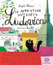 Copertina  Le avventure della gatta Ludovica