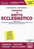 Libro Compendio di diritto ecclesiastico. Con Contenuto digitale per download e accesso on line Fabio Franceschi Melinda Nardella