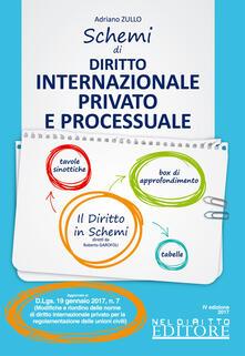Aboutschuster.de Schemi di diritto internazionale privato e processuale Image