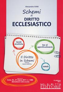 Schemi di diritto ecclesiastico. Con Contenuto digitale per download e accesso on line