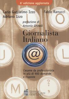 Giornalista italiano. Lesame da professionista in più di 900 domande e risposte.pdf