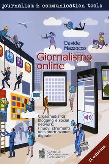 Criticalwinenotav.it Giornalismo online. Crossmedialità, blogging e social network: i nuovi strumenti dell'informazione digitale Image