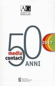 Agenda del giornalista 2017. Media contact
