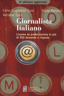 Daddyswing.es Giornalista italiano. L'esame da professionista in più di 900 domande e risposte Image