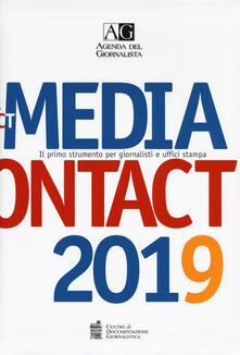 Winniearcher.com Agenda del giornalista 2019. Media contact Image