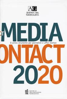 Agenda del giornalista 2020. Media contact.pdf