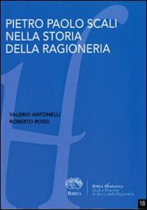 Pietro Paolo Scali nella storia della ragioneria