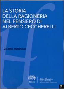 La storia della ragioneria nel pensiero di Alberto Ceccherelli