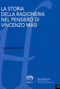 La storia della ragioneria nel pensiero di Vincenzo Masi