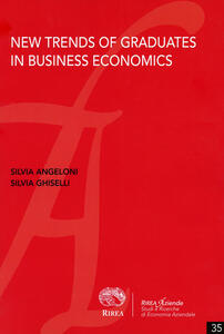 New trends of graduates in business economics