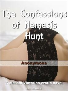 Theconfessions of Nemesis Hunt